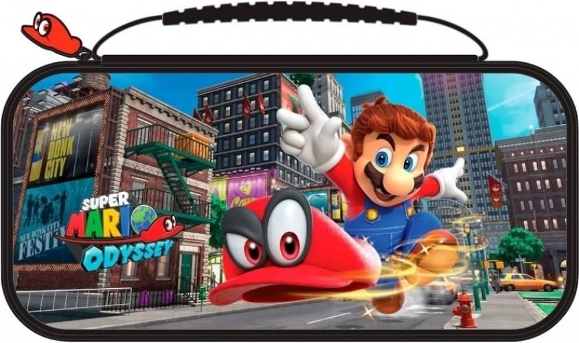 Goedkoopste Big Ben Deluxe Travel Case - Mario Odyssey (NNS58)