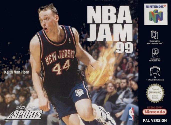 Goedkoopste NBA Jam '99