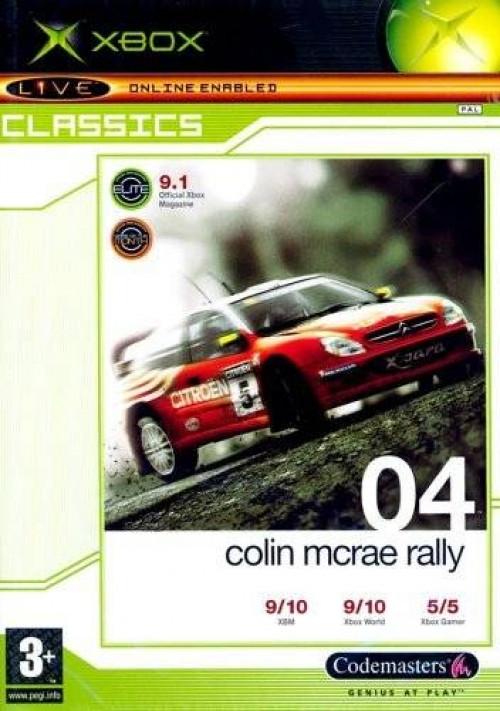 Image of Colin McRae Rally 04 (classics)