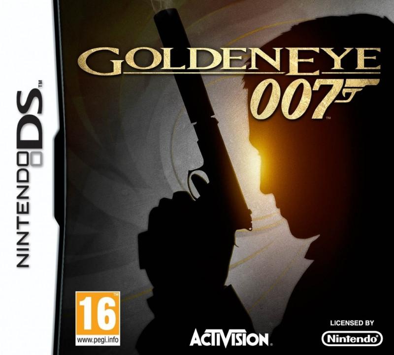 James Bond Goldeneye 007