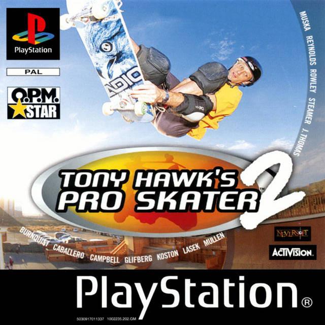 Goedkoopste Tony Hawk's Pro Skater 2