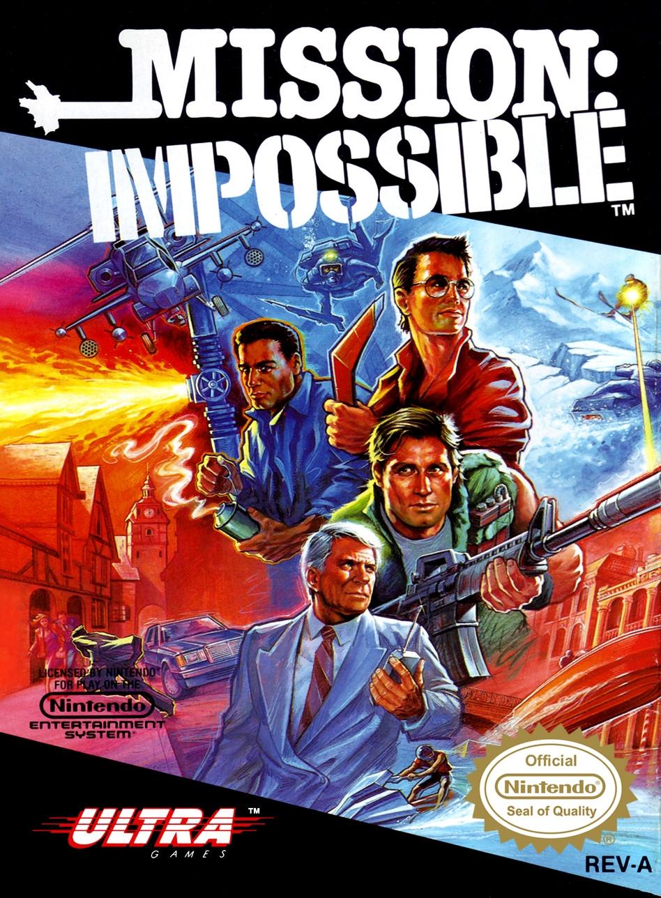 Goedkoopste Mission Impossible