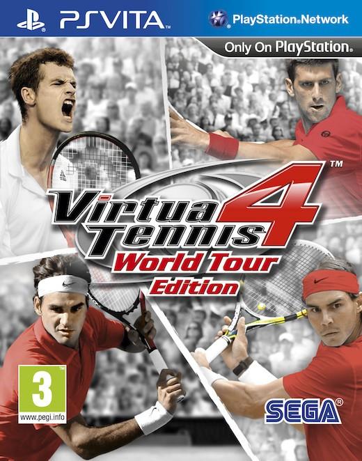 Virtua Tennis 4 World Tour Edition kopen