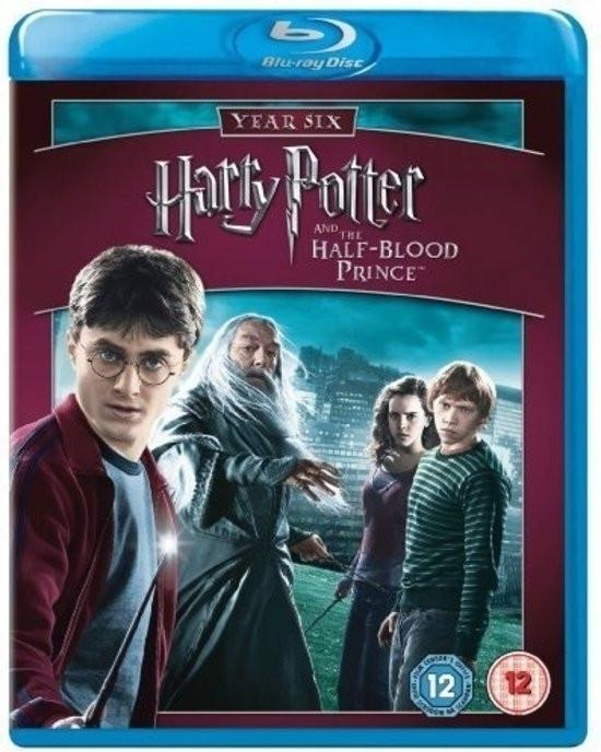 Harry Potter En De Halfbloed Prins (Year Six Edition)