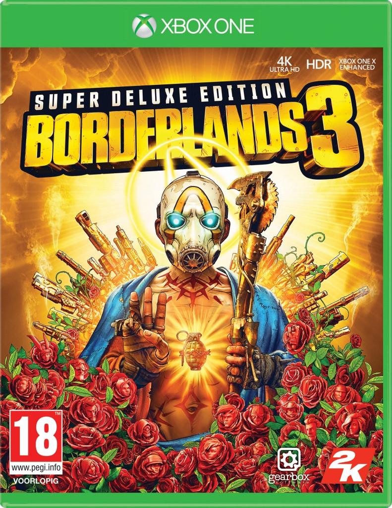 Borderlands 3 (Super Deluxe Edition) + Pre-Order DLC kopen