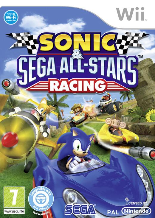 Goedkoopste Sonic & Sega All-Stars Racing