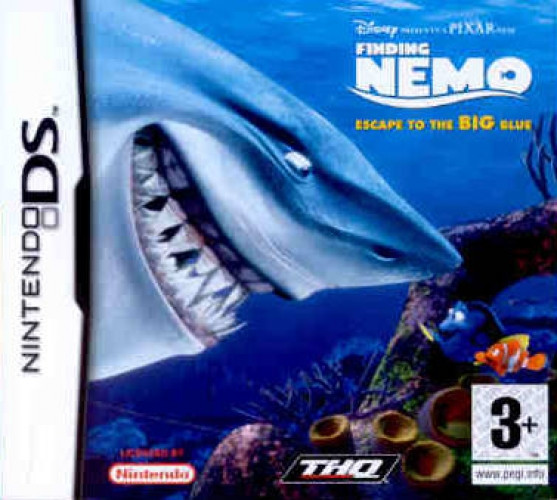Finding Nemo Escape to the Big Blue kopen