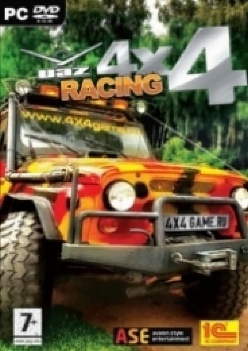 Image of UAZ Racing 4x4