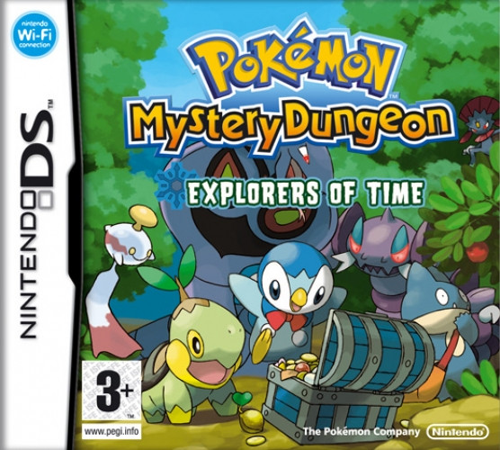 Pokemon Mystery Dungeon Explorers of Time kopen