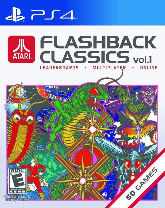 Image of Atari Flashback Classics Volume 1