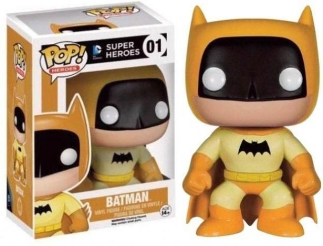DC Comics Super Heroes Pop Vinyl: Batman 75th Anniversary Limited Edition