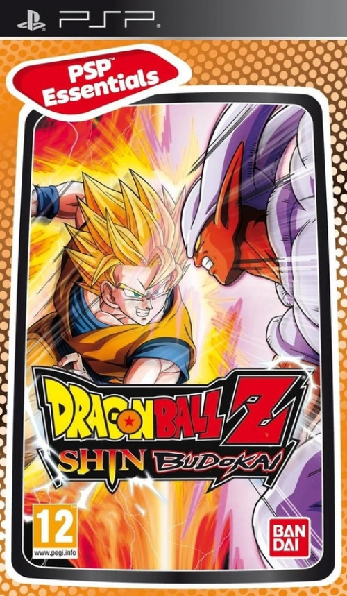 Image of Dragon Ball Z Shin Budokai (essentials)