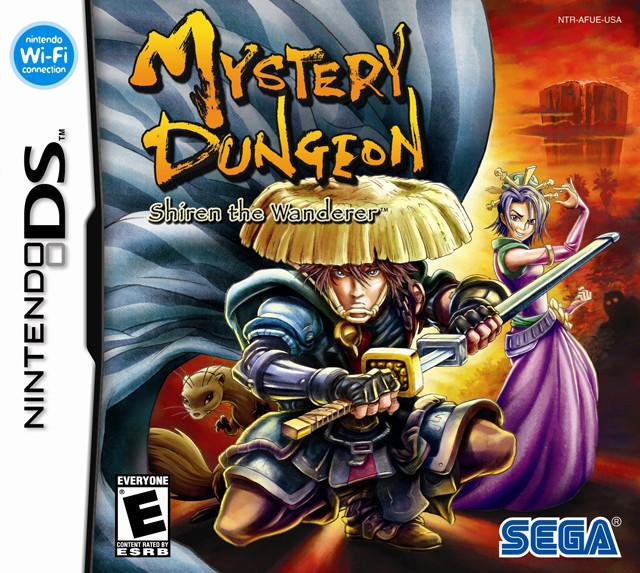 Mystery Dungeon Shiren the Wanderer
