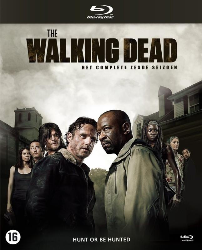 Walking Dead - Seizoen 6 | Blu-ray kopen
