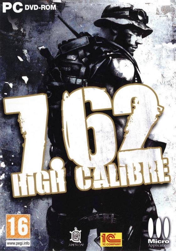Afbeelding van 7.62 High Calibre