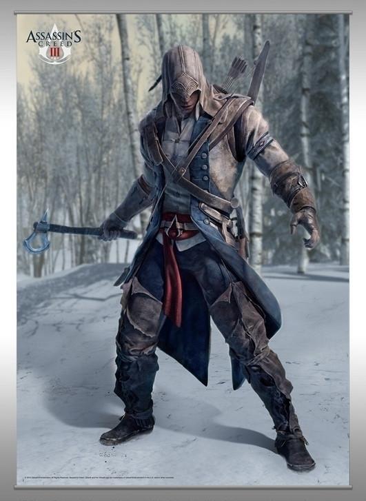 Assassin's Creed 3 Wall Scroll Vol. 1