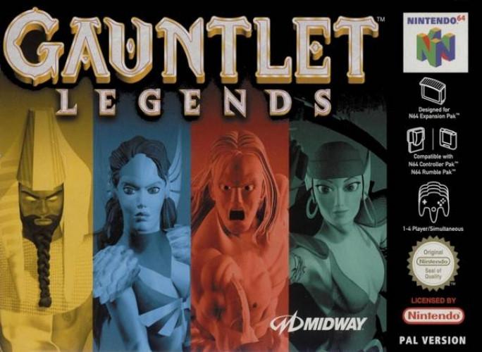 Goedkoopste Gauntlet Legends