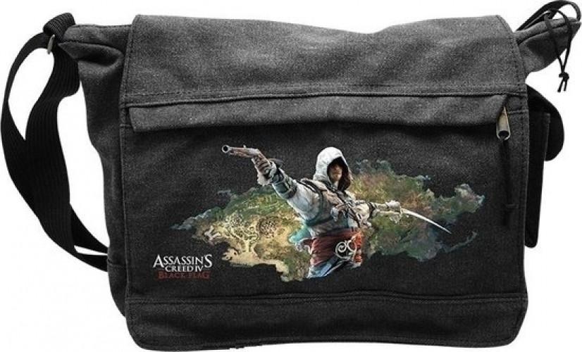 Image of Assassin's Creed 4 Black Flag Messenger Bag