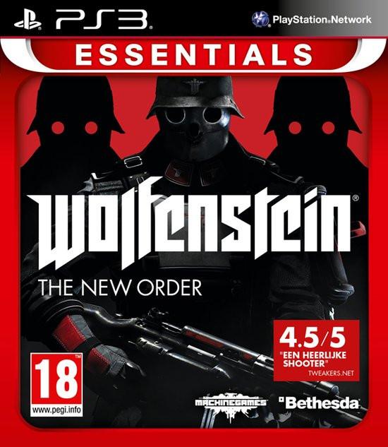 Wolfenstein the New Order (essentials) kopen