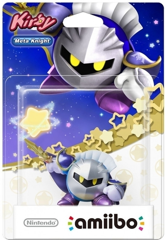 NINTENDO amiibo Kirby Meta Knight