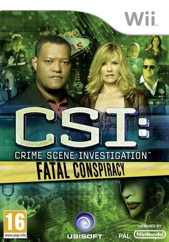 Goedkoopste CSI Fatal Conspiracy