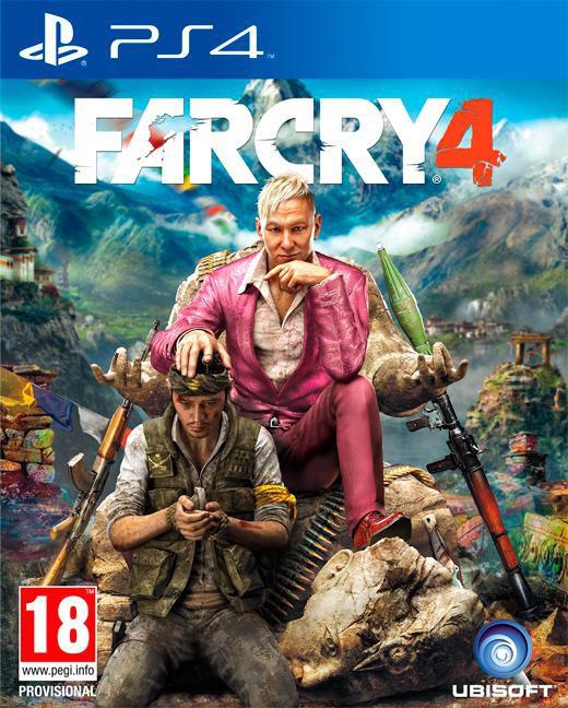 Goedkoopste Far Cry 4
