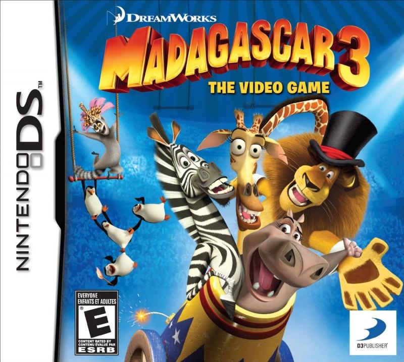 Image of Madagascar 3