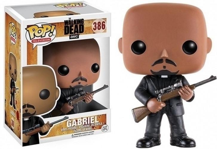 The Walking Dead Pop Vinyl: Gabriel
