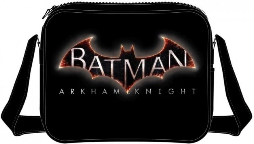Batman Arkham Knight Messenger Bag - Logo