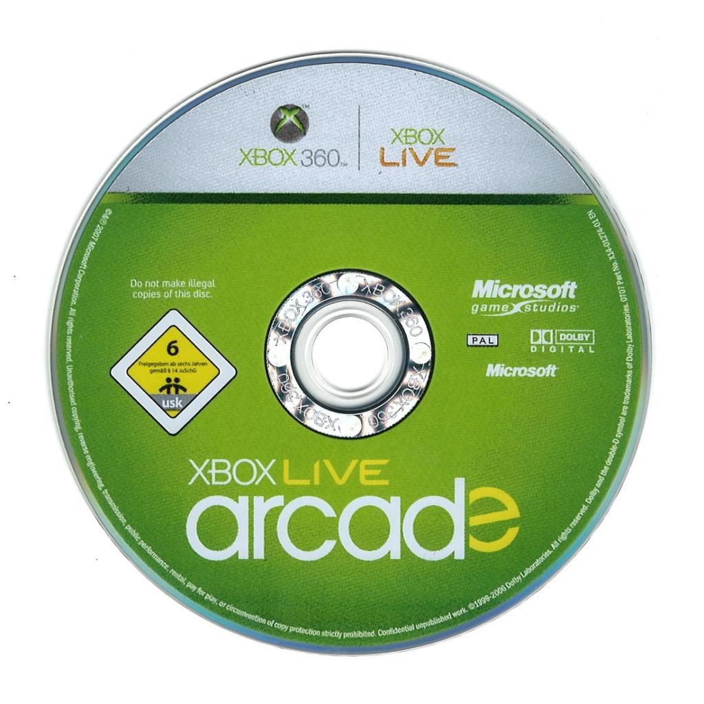 Xbox Live Arcade Compilation Disc (losse disc) kopen