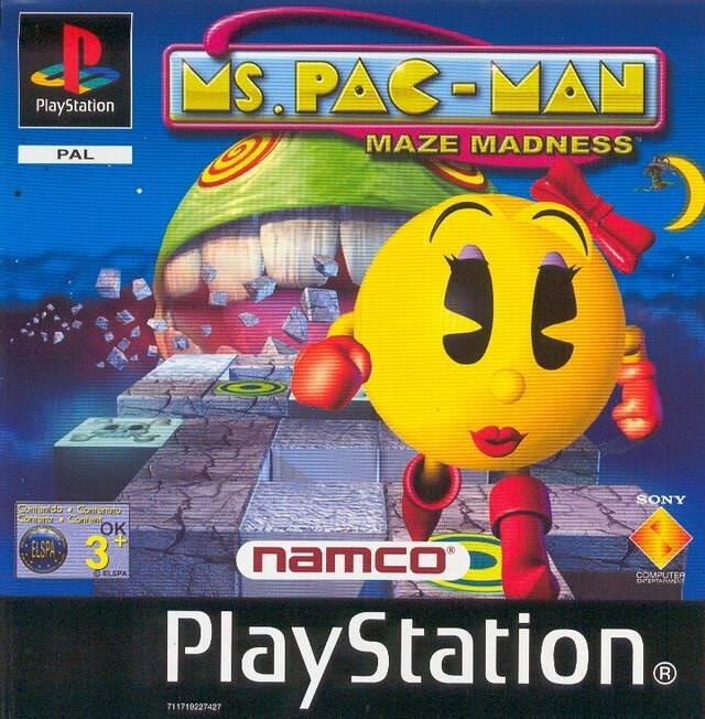 Ms Pac-Man Maze Madness kopen