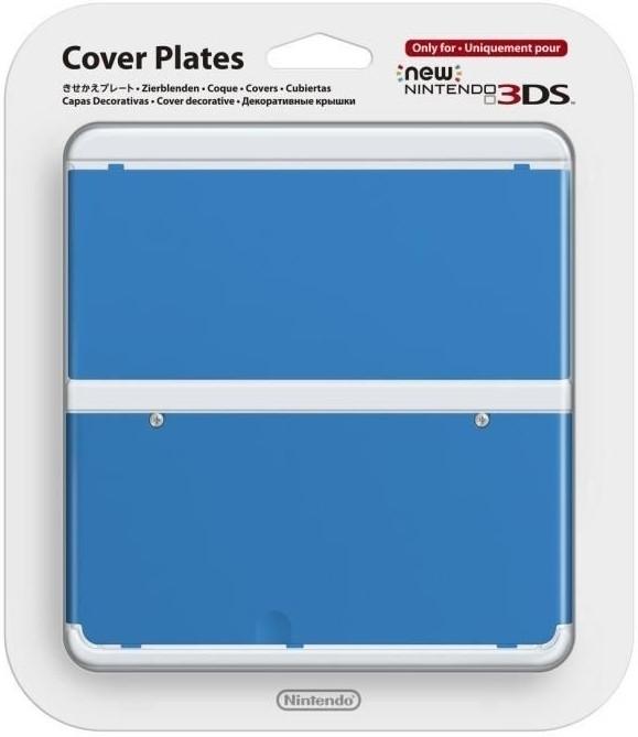 Nintendo New Nintendo 3DS, Coverplate 020 Blauw (2213566)