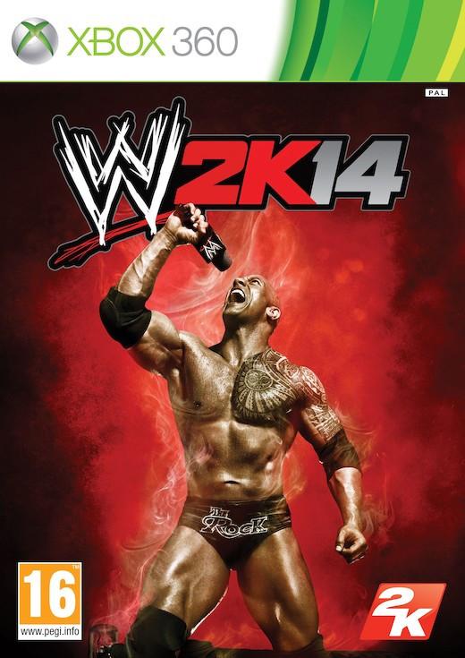 Image of 2K WWE 2K14, Xbox 360