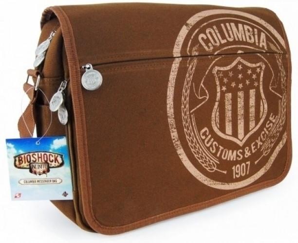 Bioshock Messenger Bag Columbia