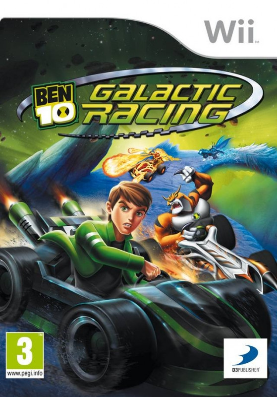 Goedkoopste Ben 10 Galactic Racing