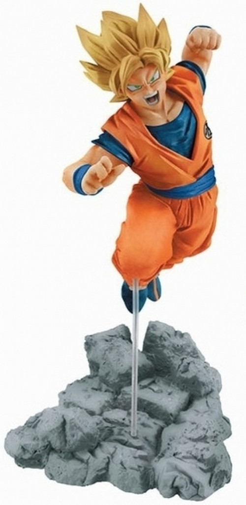 Image of DRAGON BALL - Soul X Soul Figure: Son Goku 10cm