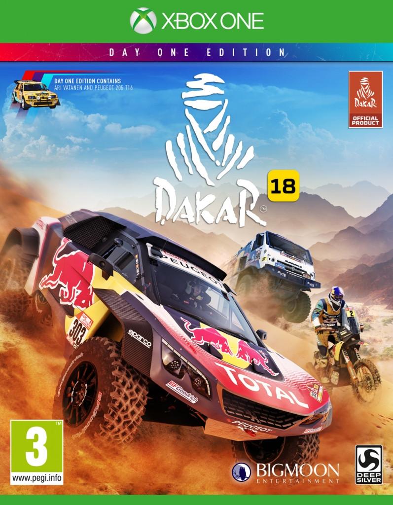 Afbeelding van Dakar 18 (Day One Edition)