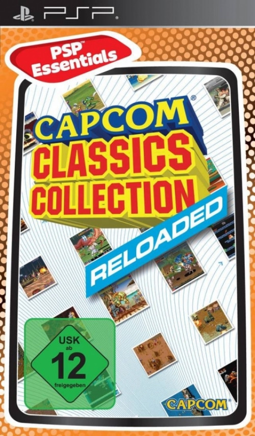 Image of Capcom Classics Collection Reloaded (essentials)