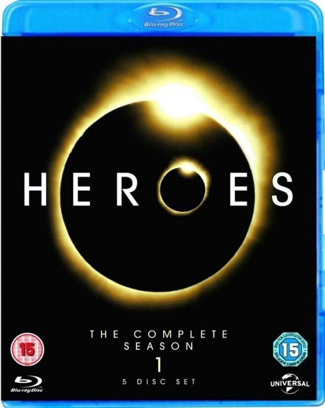 Image of Heroes - Seizoen 1