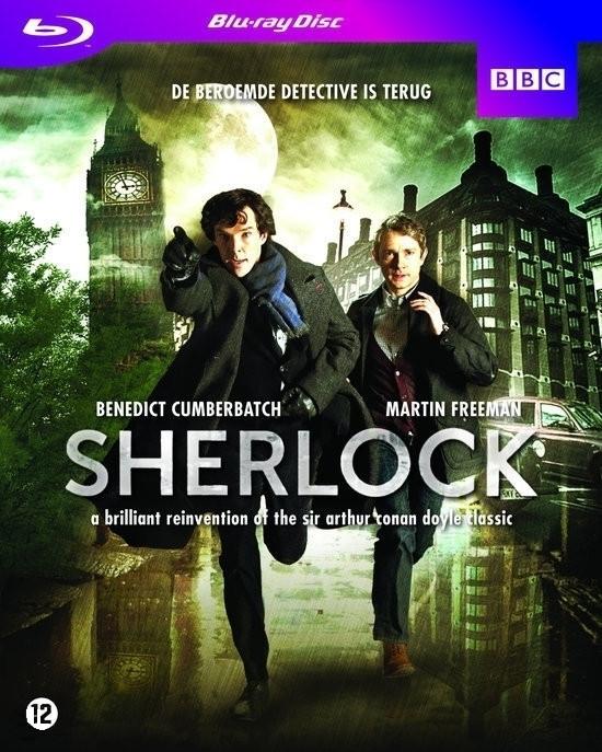 Image of Sherlock Seizoen 1