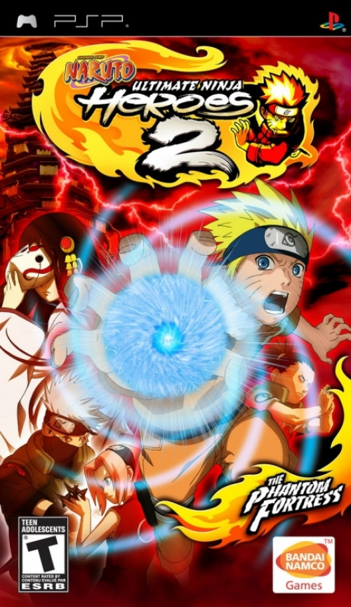 Goedkoopste Naruto Ultimate Ninja Heroes 2