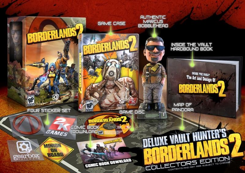 Image of Borderlands 2 Vault Hunter