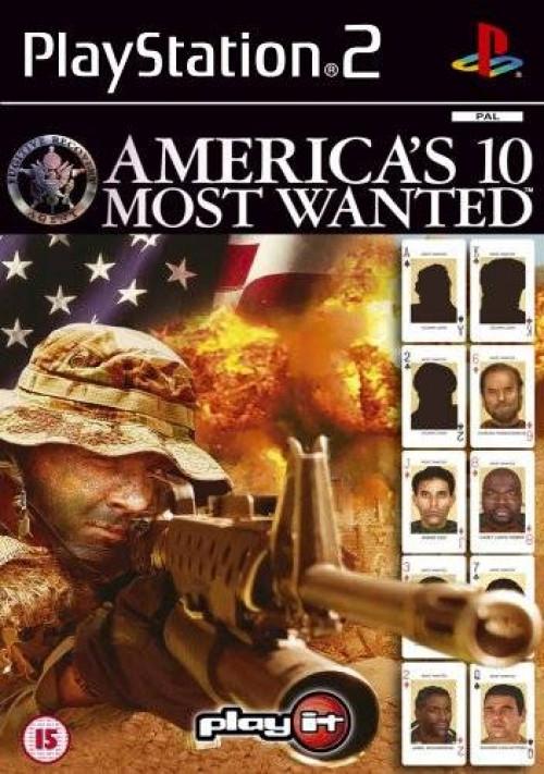 Goedkoopste America's 10 Most Wanted