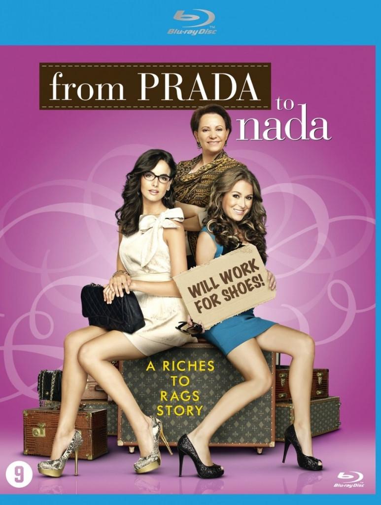 Afbeelding van From Prada to Nada
