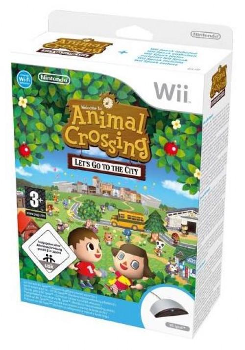 Goedkoopste Animal Crossing + Wii Speak Microfoon