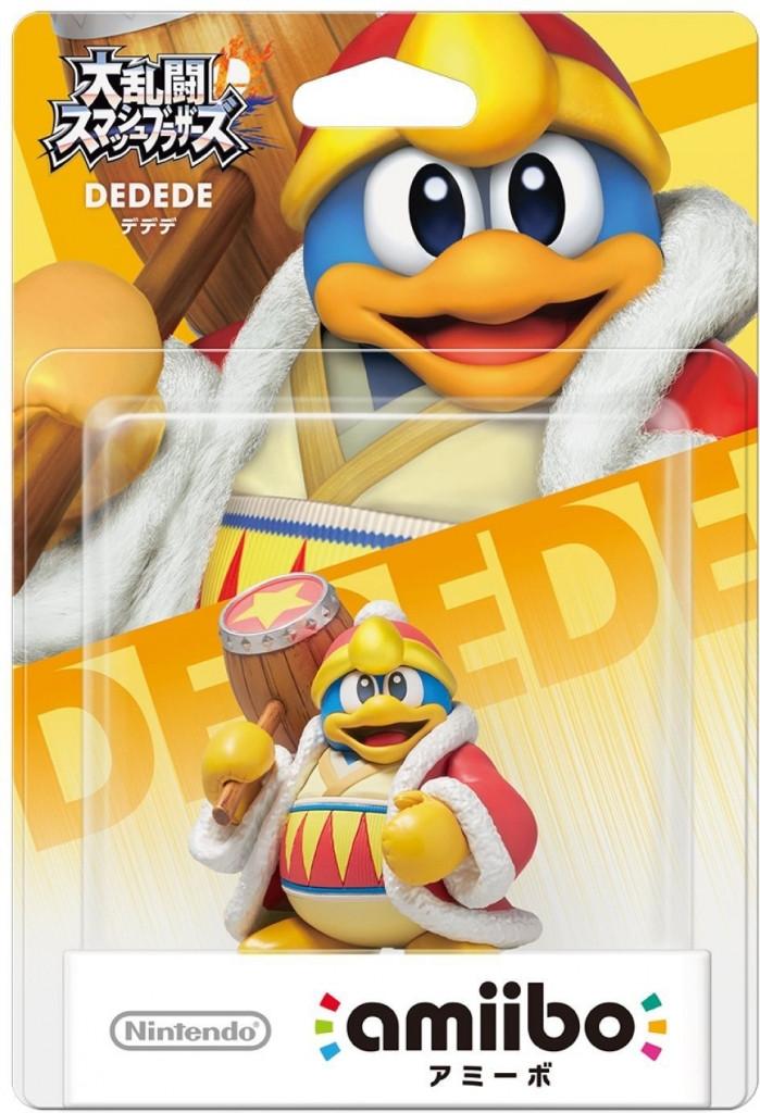 Amiibo - King Dedede (import Japan)