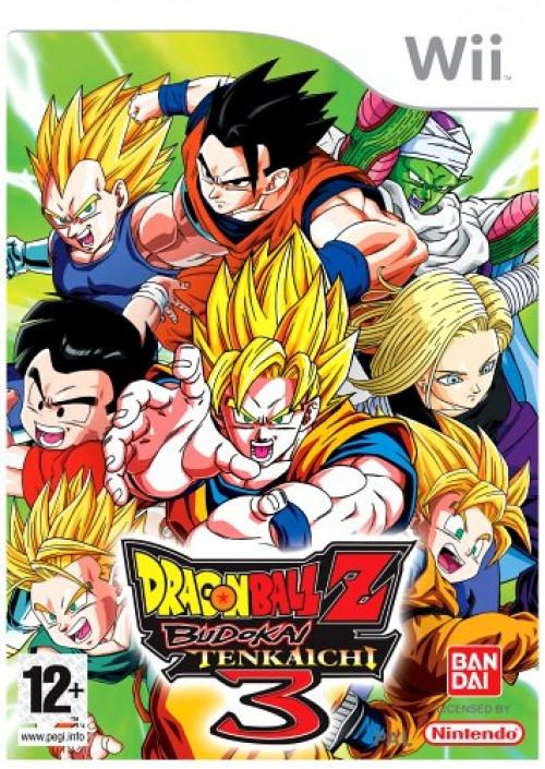Dragon Ball Z Tenkaichi 3
