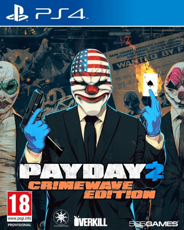 Goedkoopste Payday 2 Crimewave Edition