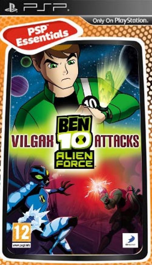 Image of Ben 10 Alien Force Vilgax Attacks (essentials)