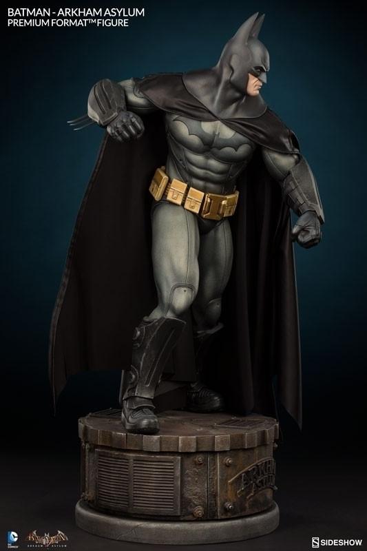 Batman Arkham Asylum Premium Format Statue kopen